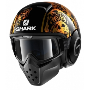 SHARK DRAK SANCTUS logo
