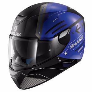 D-SKWAL HIWO KBK BLACK BLUE