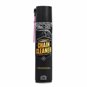 Motorcycle Chain Cleaner Muc-O logo