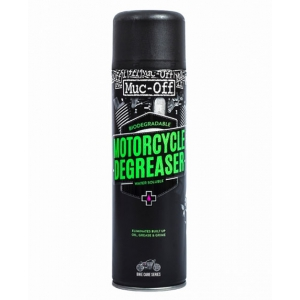 Motorcycle Degreaser Muc-Off, logo