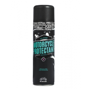 Motorcycle Protectant Muc-Off, logo
