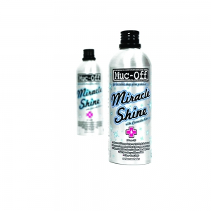 Miracle Shine Polish Muc-Off, logo