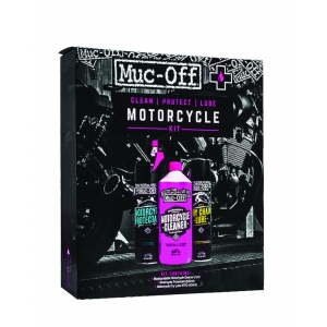 Clean, Protect & Lube kit, Muc logo