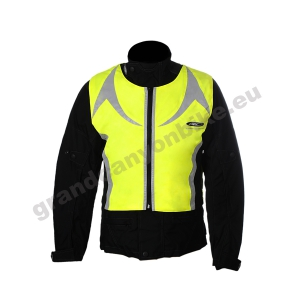 STRETCH REFLECTIE VEST logo