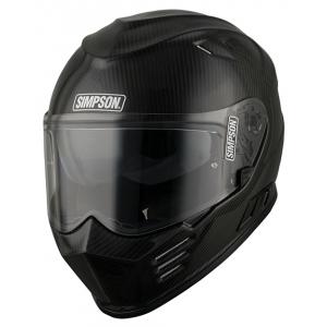 Simpson Helmet Venom Carbon logo