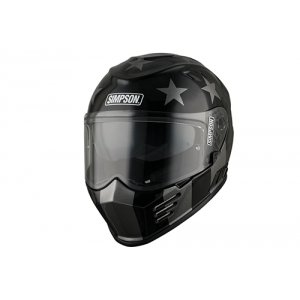 Simpson Helmet Venom Subdued F logo