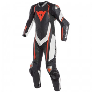 KYALAMI 1PC PERF. LEATHER SUIT logo