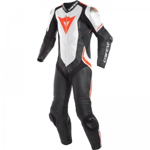 LAGUNA SECA 4 1PC LEATHER SUIT logo