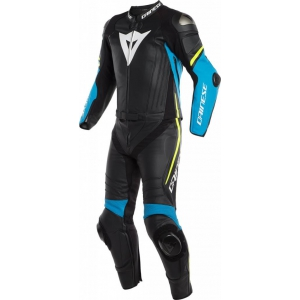 *LAGUNA SECA 4 2PCS SUIT 07A BLACK/FIRE-