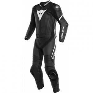 *LAGUNA SECA 4 2PCS SUIT 22A BLACK-MATT/