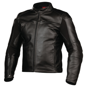 RAZON LEATHER JACKET logo