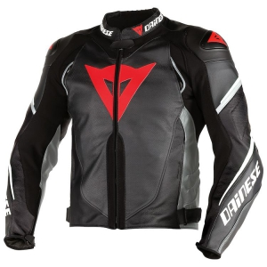 SUPER SPEED D1 LEATHER JKT logo