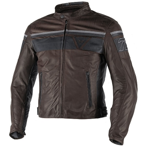 BLACKJACK LEATHER JACKET logo