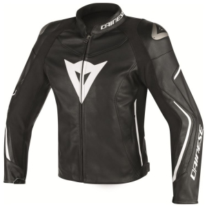 ASSEN LEATHER JACKET logo