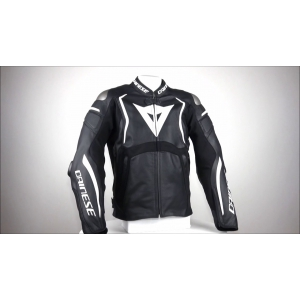 MUGELLO LEATHER JACKET logo