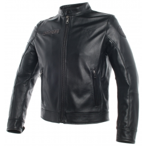 LEGACY LEATHER JACKET logo