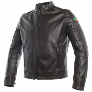 AGV 1947 LEATHER JACKET logo
