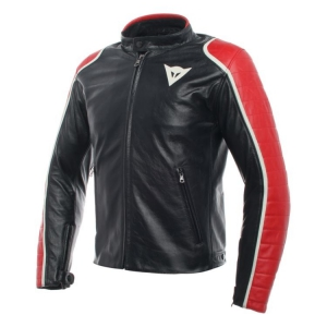 SPECIALE LEATHER JACKET logo