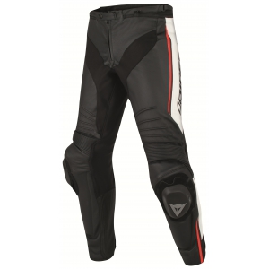 MISANO LEATHER PANTS logo
