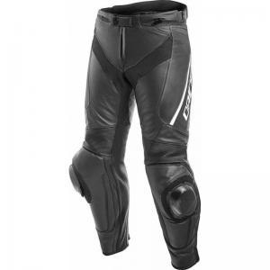 DELTA 3 LEATHER PANTS logo