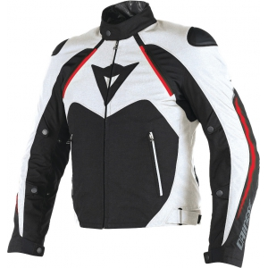 HAWKER D-DRY JACKET 858 BLACK/WHITE
