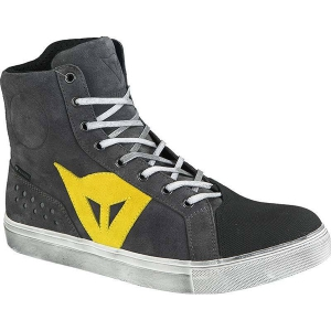STREET BIKER D-WP SHOES 725 ANTHRACITE/