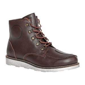 COOPER SHOES 005 DARK BROWN