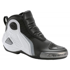 DYNO PRO D1 SHOES F13 BLACK/WHITE
