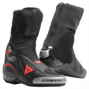 * AXIAL D1 BOOTS 628 BLACK/RED-F