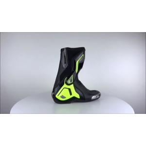 COURSE D1 OUT BOOTS 620 BLACK/YELLO