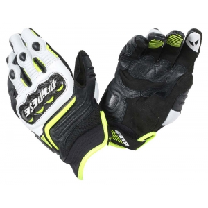 CARBON D1 SHORT GLOVES logo