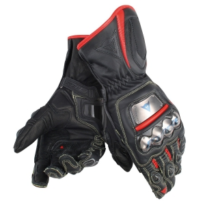 FULL METAL 6 GLOVES P75 BLACK/BLACK