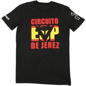 JEREZ D1 T-SHIRT logo