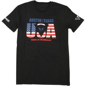 AUSTIN D1 T-SHIRT logo