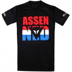 ASSEN D1 T-SHIRT logo