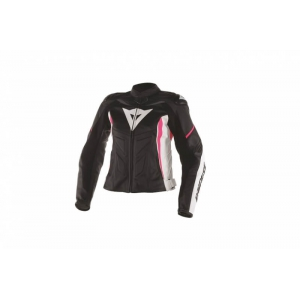 AVRO D1 LADY LEATHER JACKET logo