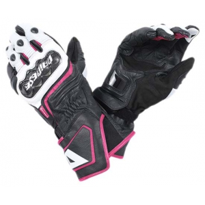 CARBON D1 LONG LADY GLOVES logo