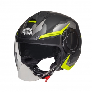 COOL HELM CAMO YELLOW FLUO logo