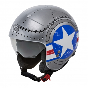 ROCKER HELM US ARMY logo