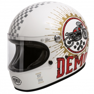 TROPHY HELM SPEED DEMON 8 BM logo