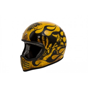 TROPHY MX HELM BD 12 BM logo