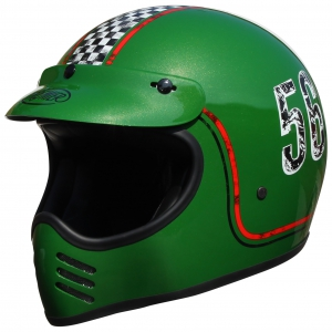 TROPHY MX HELM FL6 logo