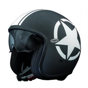 VINTAGE JETHELM STAR 9 BM logo