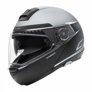 Schuberth, C4 Resonance Grey logo