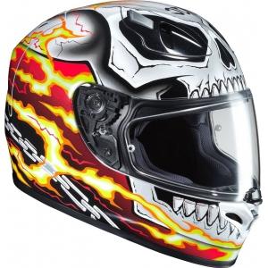 HJC, FG-ST Ghost Rider logo
