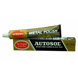 AUTOSOL POLISH PASTA 75ml. logo