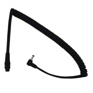 Coil Cord Extension cord logo