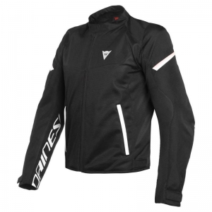 *BORA AIR TEX JACKET 622 BLACK/WHITE