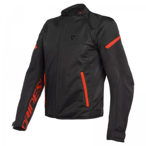 *BORA AIR TEX JACKET 628 BLACK/FLUO-