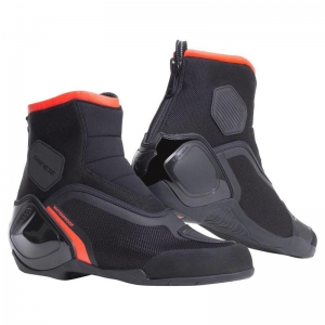 DINAMICA D-WP SHOES 628 BLACK/FLUO-